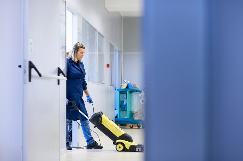 Salt Lake Medical Cleaning Services