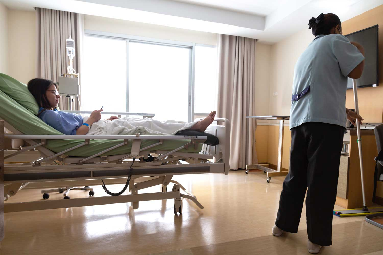 Provo Healthcare Cleaning Services