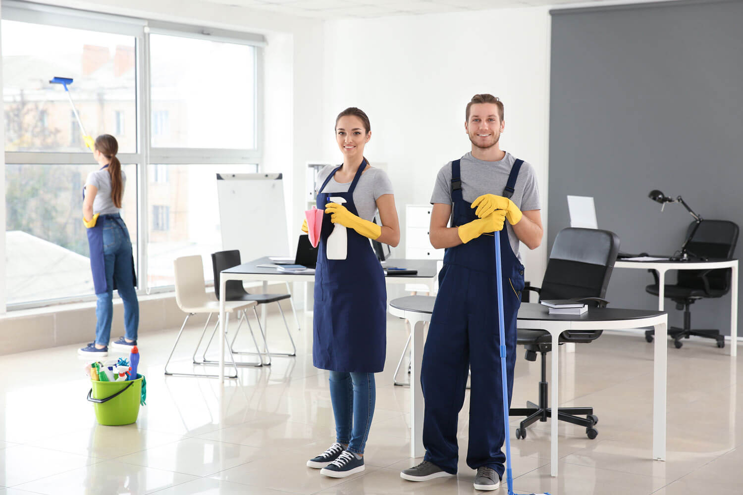 Salt Lake City Commercial Cleaning