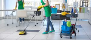 janitorial cleaning Millcreek